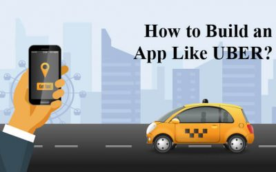 Develop a Mobile App like UBER- Advanced Features, Development Phase and Cost