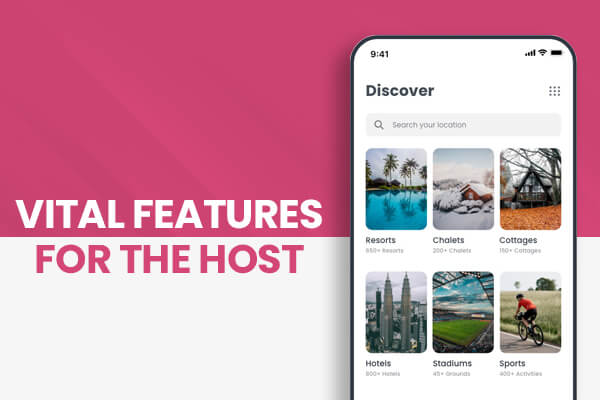 Airbnb Features for the Host