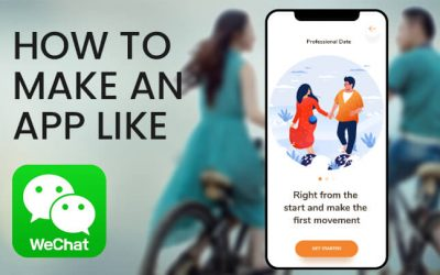 How to Make a Messaging Mobile App like WeChat – Features and Technology