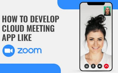 How to Develop Online Meeting Apps Like Zoom- Features, Component and Development Cost