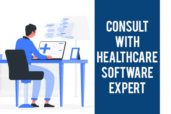 Consult With Healthcare Software Developers