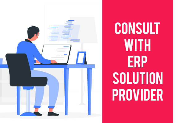 ERP Expert for Healthcare