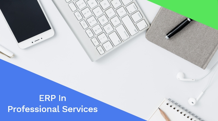 ERP for Professional Industry