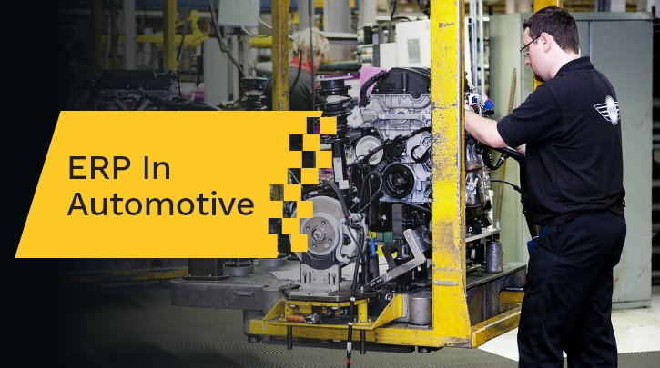 ERP in Automotive Industry