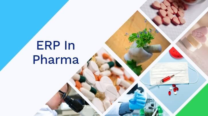 ERP for Pharma