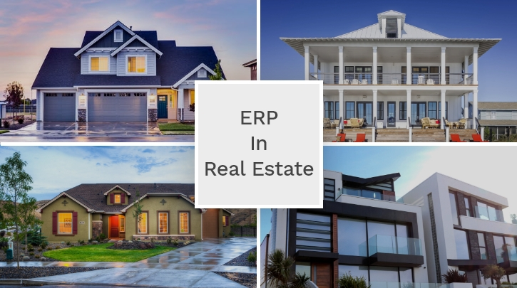 ERP for Real Estate Industry