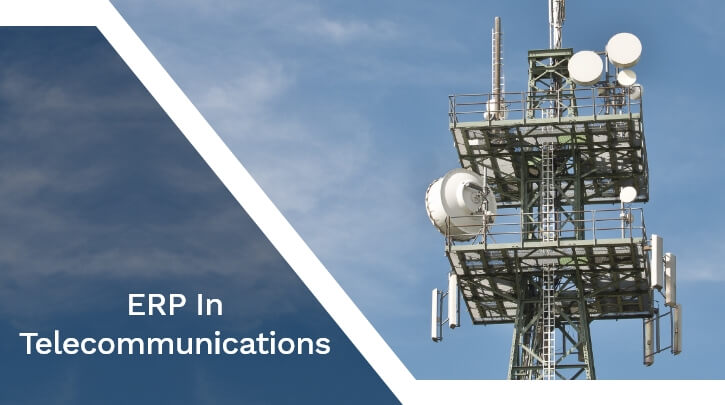 ERP for Telecommunication
