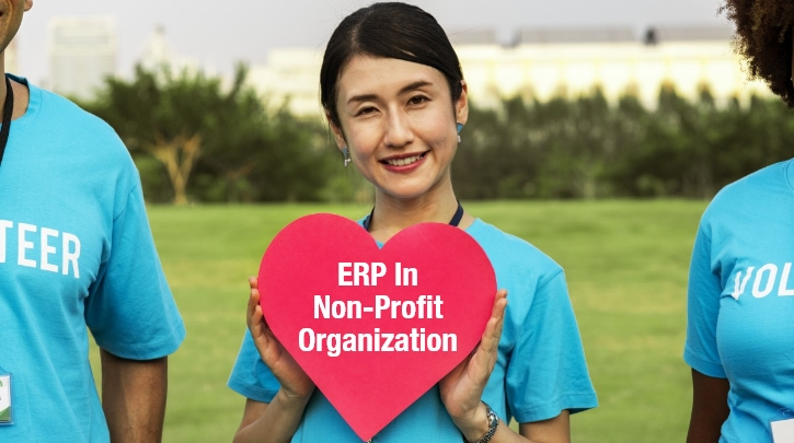 ERP for Non Profit Industry