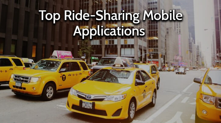 Top 10 Best Taxi and Ride Sharing Mobile Apps in the US and Globally