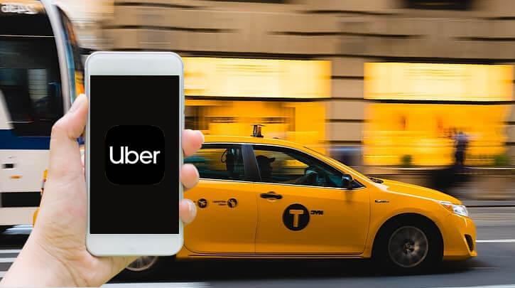 App like Uber Taxi