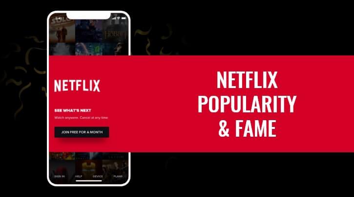 Netflix Popularity