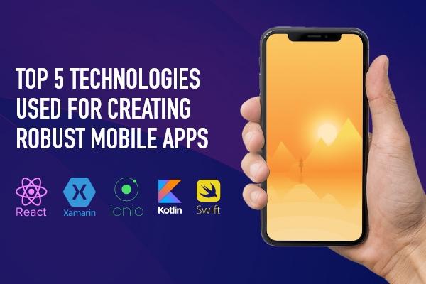 Popular App Development Technologies
