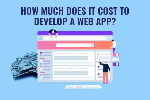 Cost to develop web application in 2020