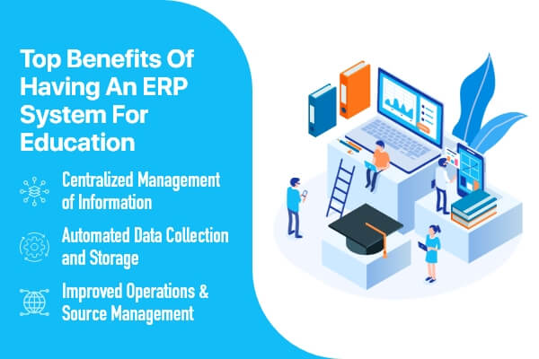 Advantages of ERP for Education Industry