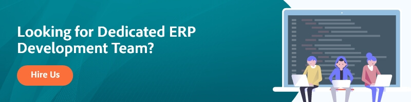 Hire ERP Development Team