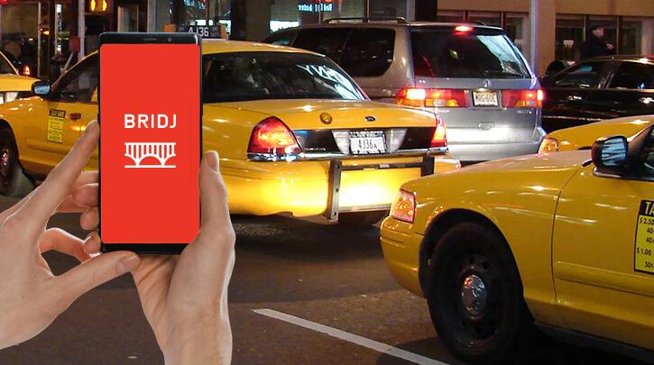 Bridj Taxi App Development