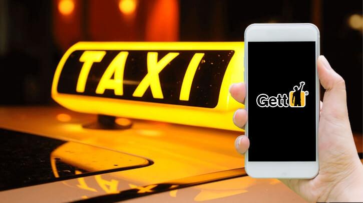App like Gett Taxi
