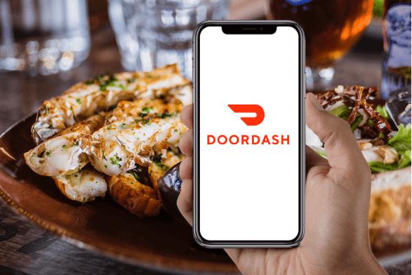 Doordash Food Delivery App