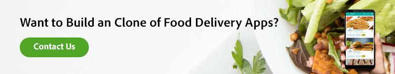 Hire Food App Developers