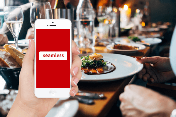Seamless Food Delivery App