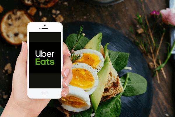 UberEats Food Delivery App