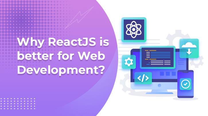 React js for Web App