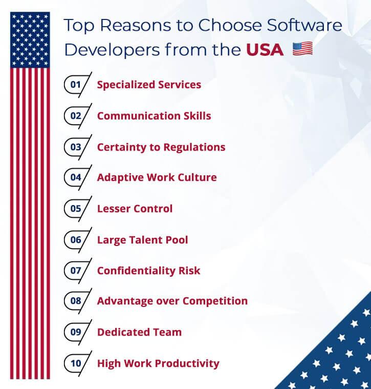 Top Reasons to Choose Software Developer
