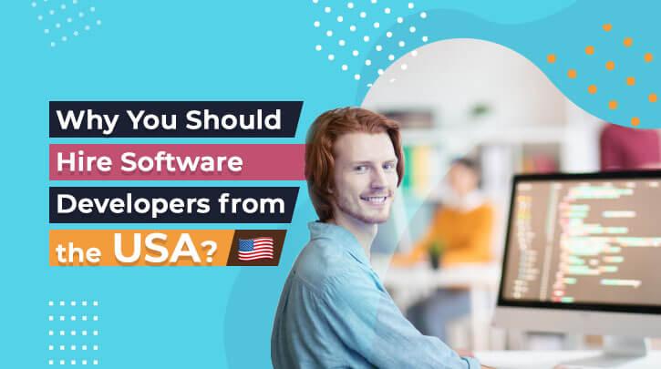 Software Developer from USA