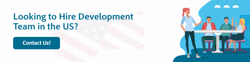 Hire the Dedicated Development Team in USA