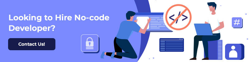 Hire No-code Development Team