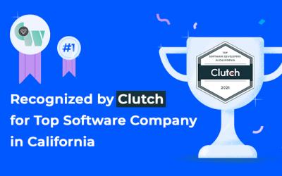 Clutch Recognizes ConsultingWhiz as a 2021 Top Development Company in California