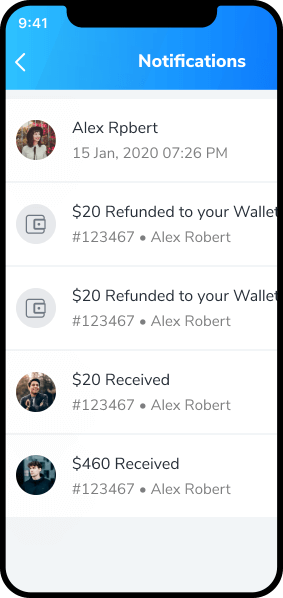 Digital Wallet- Android Mobile App Development