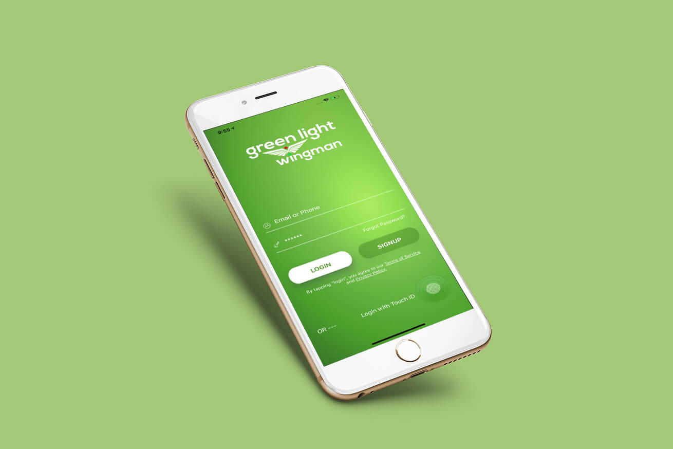 Green Light- Android Mobile App Development