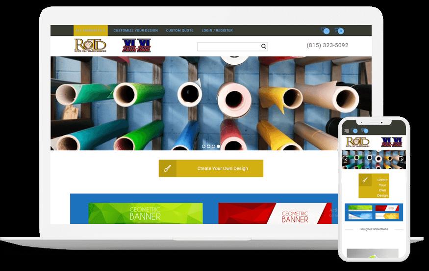 ROTD- Ecommerce Web Application