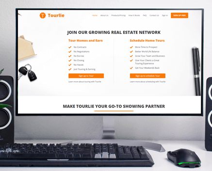 Tourlie- Mobile App Services