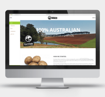 FarmGate Web Development